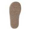 Dětská růžová kotníčková kožená obuv froddo, růžová, 124-5607 - 18