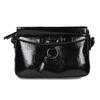 Dámská černá Crossbody kabelka gabor, černá, 961-6231 - 26