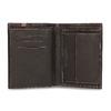 Pánská hnědá kožená peněženka bata, hnědá, 944-4625 - 15