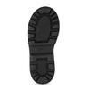 Dámská černá zimní obuv s masivní podešví bata, černá, 591-6625 - 18
