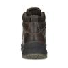 Kožená pánská hnědá zimní obuv bata, hnědá, 896-4753 - 15