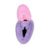 Růžové dětské sněhule s fialovým kožíškem skechers, růžová, 399-5111 - 17