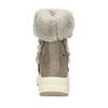 Dámské béžové zimní sněhule s kožíškem weinbrenner, béžová, 599-2633 - 15