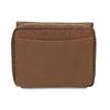 Hnědá dámská kožená peněženka bata, hnědá, 944-3614 - 16