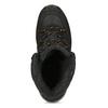 Černé pánské kožené sněhule weinbrenner, černá, 899-6602 - 17