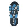 Modré dětské tenisky na suché zipy mini-b, modrá, 411-9617 - 18