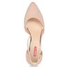 Růžové lodičky na stabilním podpatku bata-red-label, růžová, 621-5603 - 17