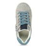Dětské šedé tenisky s modrými detaily mini-b, šedá, 211-2637 - 17