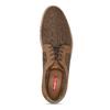 Pánská hnědá vycházková obuv bata-red-label, hnědá, 829-3606 - 17