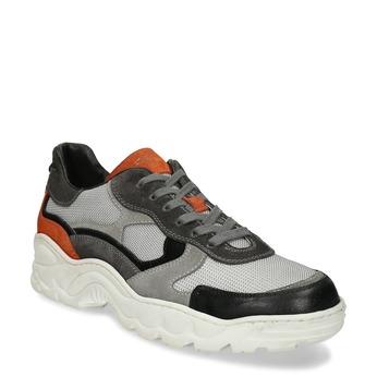 Pánské Chunky tenisky šedé bata, šedá, 846-2601 - 13