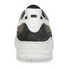 Pánské tenisky v Chunky stylu bata, khaki, 846-8601 - 15