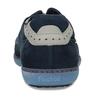 Pánské kožené polobotky s modrou podešví fluchos, modrá, 823-9666 - 15