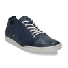 Dámská modrá vycházková obuv bata, modrá, 524-9603 - 13