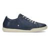 Dámská modrá vycházková obuv bata, modrá, 524-9603 - 19