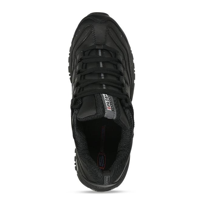 Černé dámské Chunky tenisky skechers, černá, 501-6437 - 17