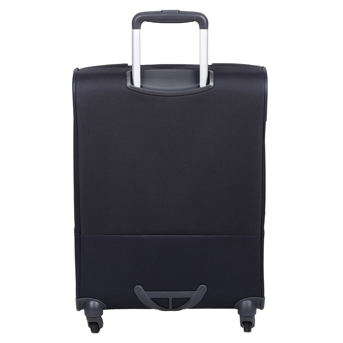 Malý černý kufr na kolečkách samsonite, vícebarevné, 960-0137 - 26