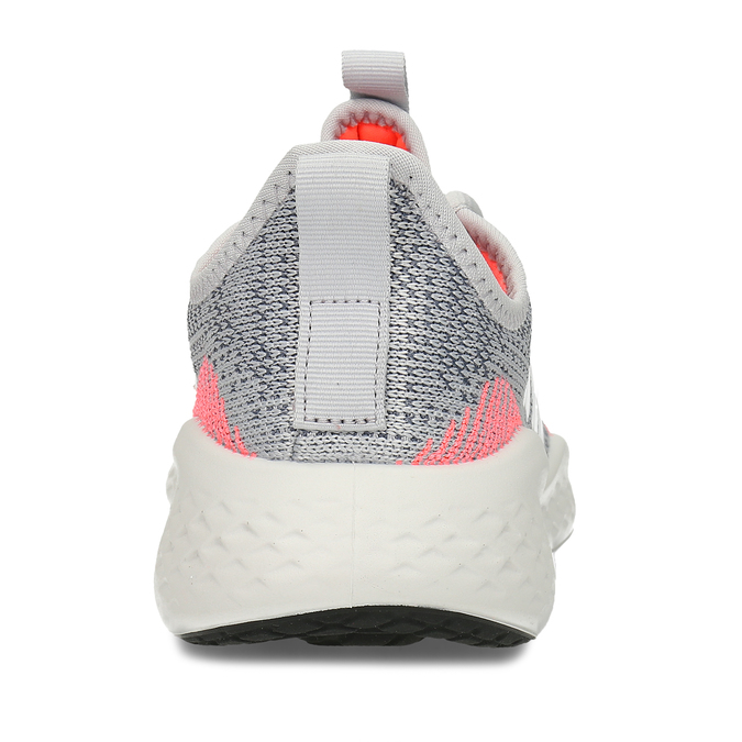 Běžecké pánské tenisky šedé adidas, šedá, 809-2911 - 15