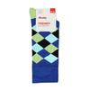 Pánské ponožky v modré barvě s hravou texturou bata, vícebarevné, 919-9763 - 13