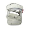 Dámské kožené bílé sandály weinbrenner, bílá, 564-1615 - 15