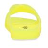Neonově žluté dámské pantofle pata-pata, žlutá, 572-8617 - 15