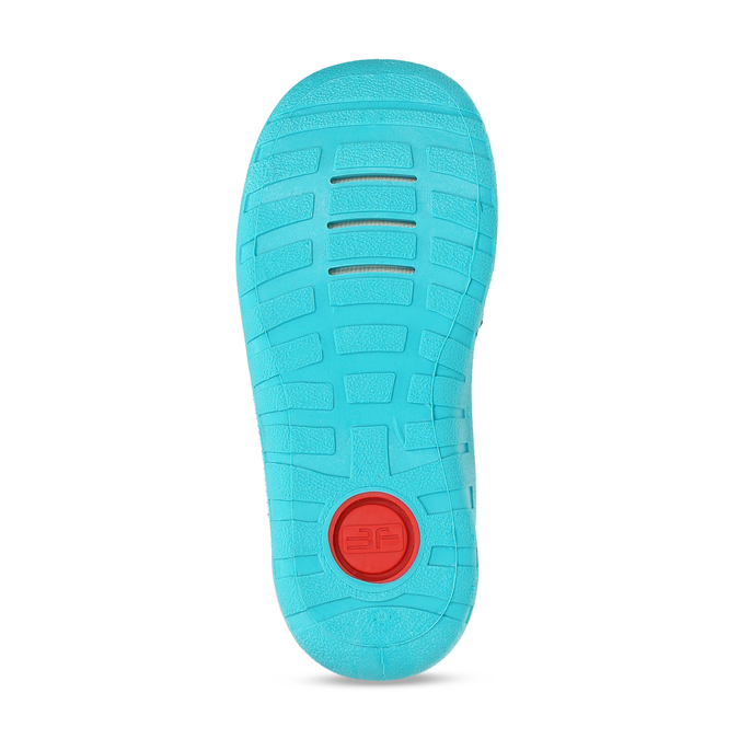 Chlapecké papuče s výšivkou mini-b, modrá, 179-9606 - 18