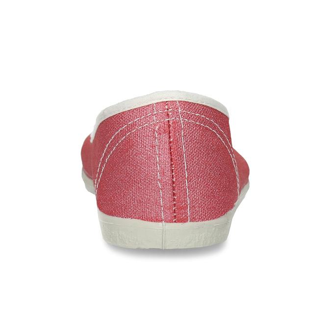 Růžové dívčí cvičky bata, růžová, 479-5601 - 15