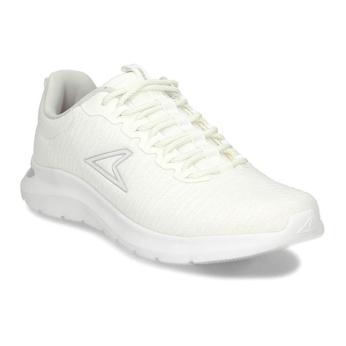 D8mské bílé tenisky s paměťovou pěnou power, bílá, 509-1800 - 13