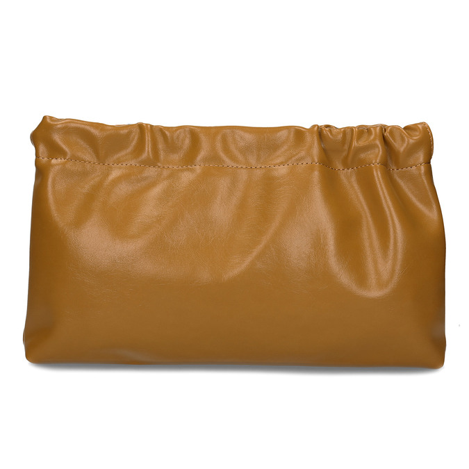 Světlehnědá dámská kabelka bata, žlutá, 961-8272 - 26