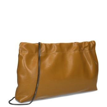 Světlehnědá dámská kabelka bata, žlutá, 961-8272 - 13