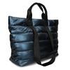 Dámská kabelka v modré metalíze gabor, modrá, 961-9801 - 13