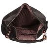 Větší koženková dámská kabelka gabor, hnědá, 961-4806 - 15