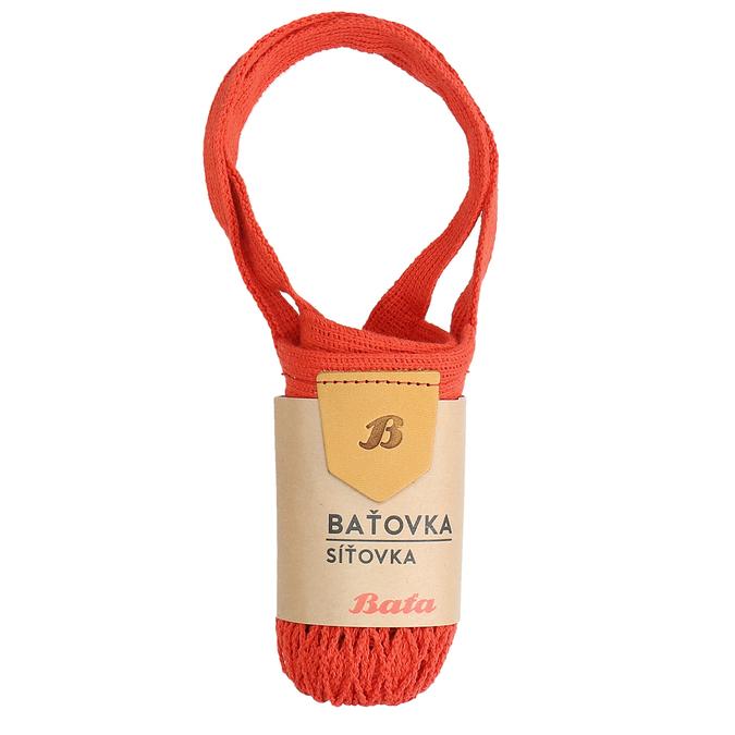 Oranžová síťovka bata, červená, 969-5766 - 13