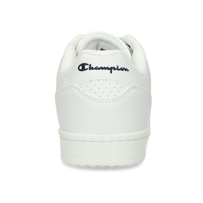 Pánské tenisky v bílé barvě champion, bílá, 801-1170 - 15