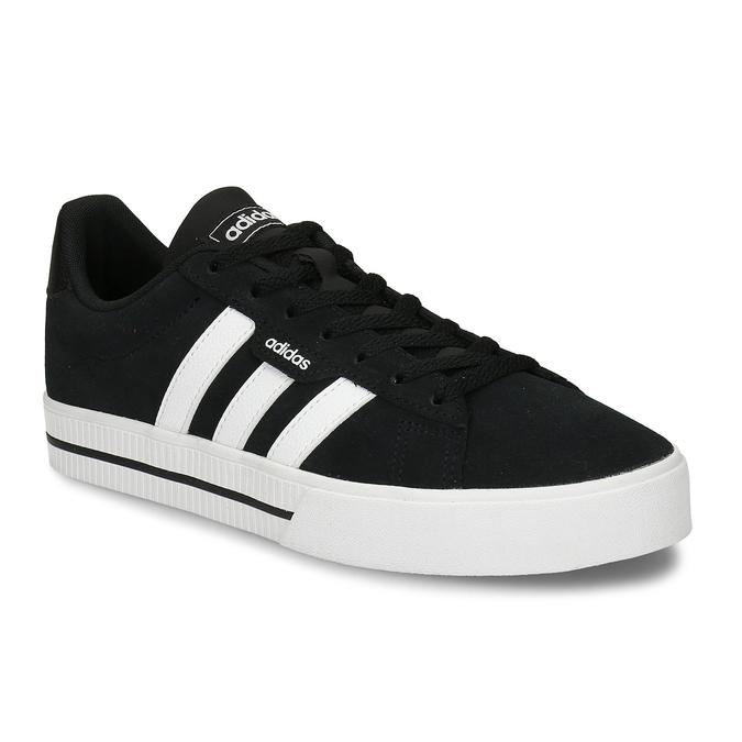 Kožené pánské tenisky adidas, černá, 803-6372 - 13