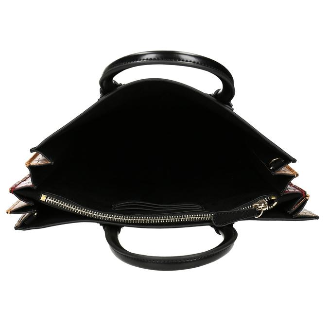 Minimalistická dámská kabelka bata, vícebarevné, 961-0652 - 15