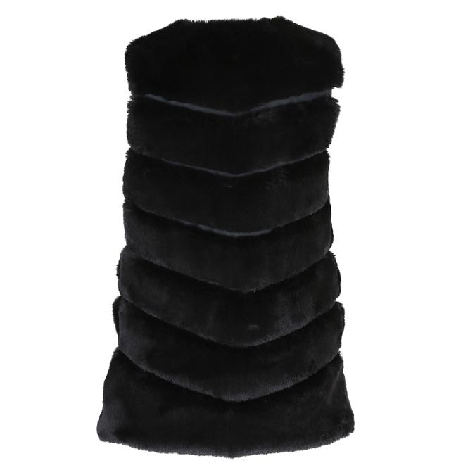 ČERNÁ DÁMSKÁ VESTA bata, černá, 979-6236 - 26