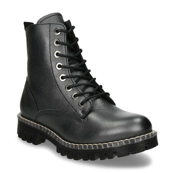 5966650 bata, černá, 596-6650 - 13