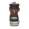 Chlapecká hnědá zimní obuv mini-b, hnědá, 311-4602 - 15