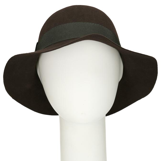 Černý dámský klobouk bata, černá, 909-6697 - 26