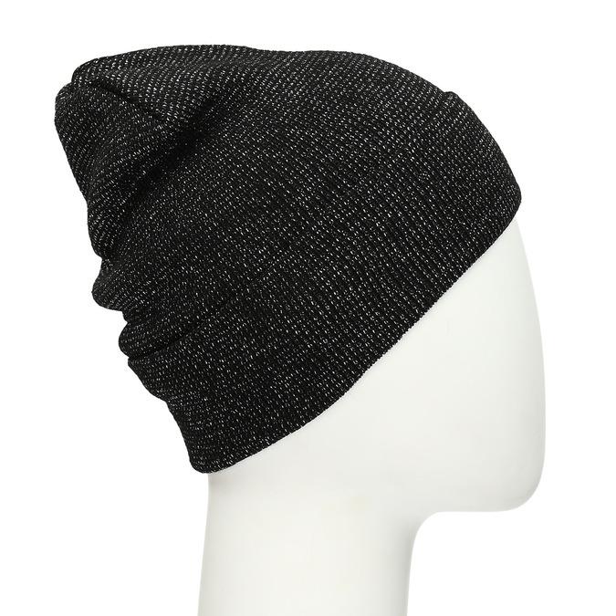 Zimní čepice vícebarevná bata, vícebarevné, 909-0409 - 26