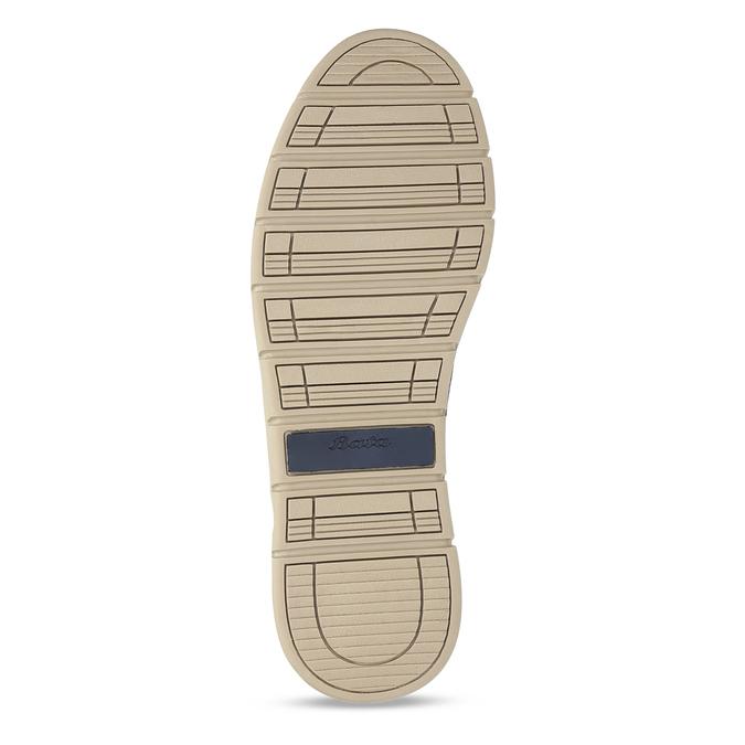 Pánské hnědé kotníkové tenisky bata, hnědá, 841-3659 - 18