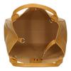 Žlutá kožená dámská kabelka s vnitřní taštičkou bata, žlutá, 964-8626 - 15