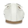 Bílé dívčí kožené baleríny mini-b, bílá, 324-1601 - 15