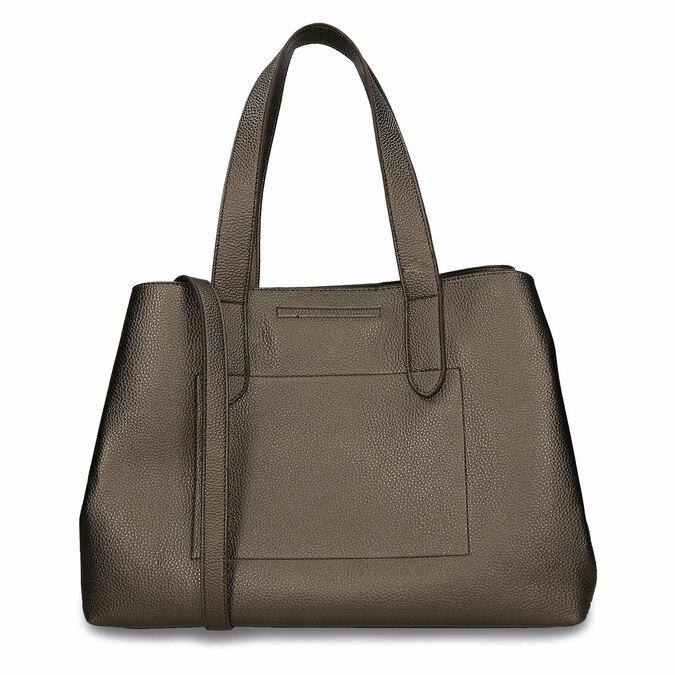 Hnědá dámská kabelka přes rameno bata, hnědá, 961-4645 - 16