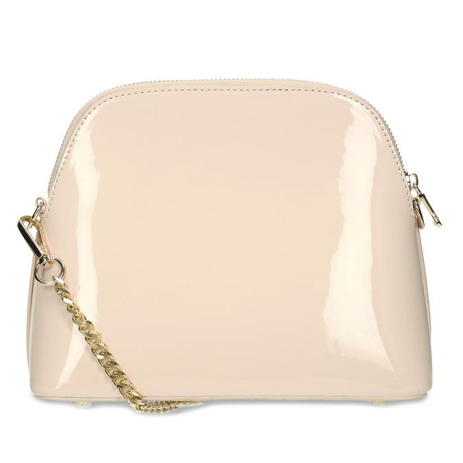 Malá růžová lakovaná kabelka bata, růžová, 961-5641 - 16
