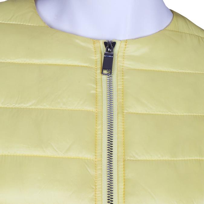 Žlutá dámská bunda bata, žlutá, 979-8580 - 16