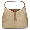 Béžovo-zlatá dámská kabelka bata, béžová, 969-8318 - 26