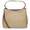 Béžovo-zlatá dámská kabelka bata, béžová, 969-8318 - 16