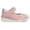Růžové dívčí sandály se srdíčky bubblegummers, růžová, 121-5601 - 19