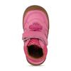RŮŽOVÉ DÍVČÍ KOŽENÉ TENISKY bubblegummers, růžová, 124-5621 - 17